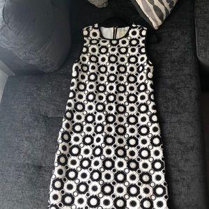Black and white Kate spade dress size 6
